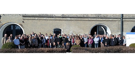 COMPARE Kick-off Meeting group photo, courtesy Jacob Dyring Jensen